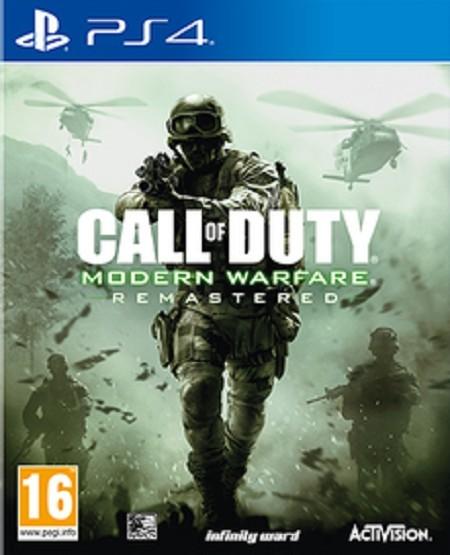 Slika Call of Duty Modern Warfare remastered SonyPlaystation 4 PS4