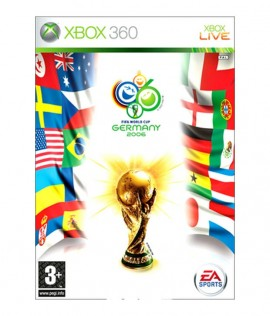 Slika Fifa World Cup Germany 2006 XBOX 360