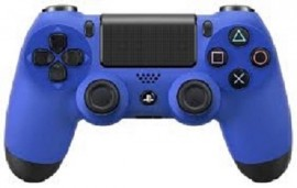 Slika Kontroler Dual Shock PS4 Playstation 4 plavi