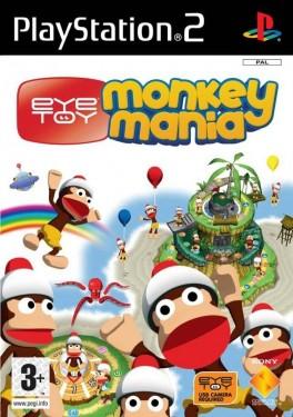 Slika Monkey Mania PS2