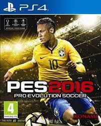 Slika PES 2016 SONY PS4 Playstation 4