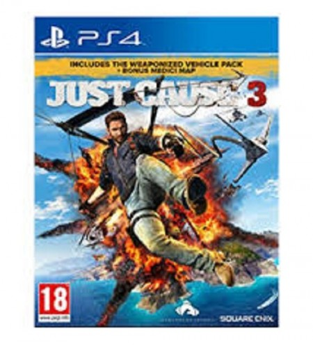 Slika PS4 Just Cause 3