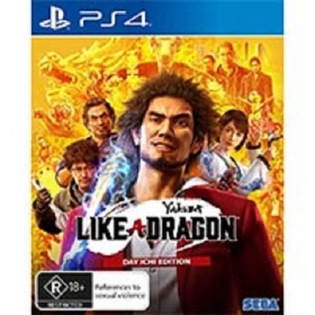 Slika PS4 Yakuza: Like a Dragon - Day Ichi Edition