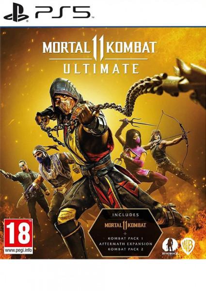 Slika PS5 Mortal Kombat 11 Ultimate Edition