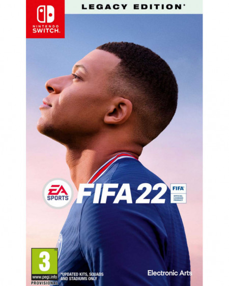 Slika Switch FIFA 22 - Legacy Edition