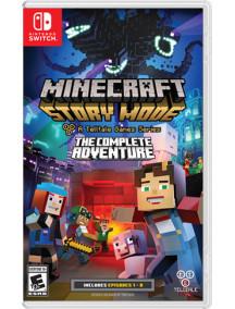 Slika Switch Minecraft Story Mode