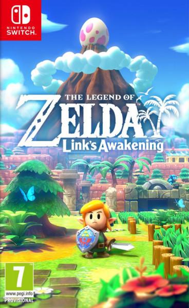 Slika Switch The Legend of Zelda Link s Awakening