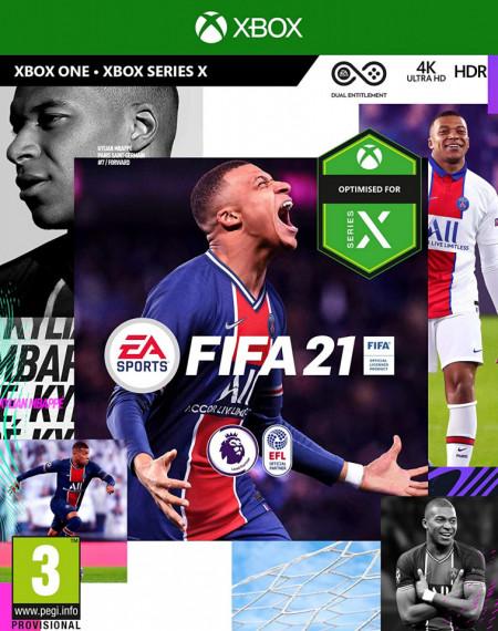 Slika Xbox One FIFA 21