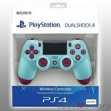 Slika Dualshock 4 V2 Berry Blue SonyPlastation PS4