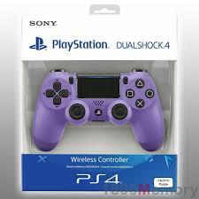 Slika Dualshock 4 V2 Electric Purple Sony Playstation PS4