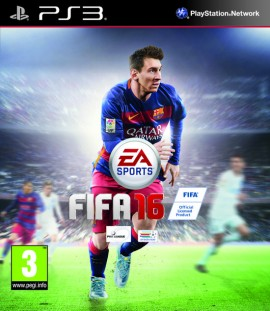 Slika FIFA 2016 SONY PS3 Playstation 3