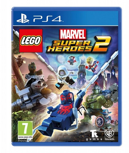 Slika Lego Marvel Super Heroes 2 SonyPlaystation PS4
