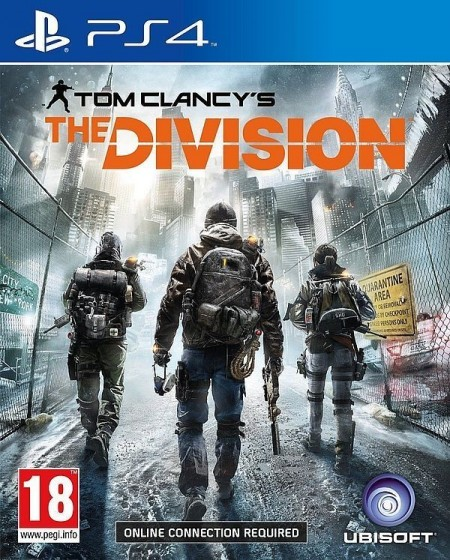 Slika PS4 Tom Clancy The Division
