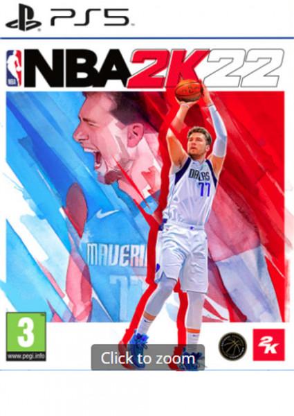 Slika PS5 NBA 2K22