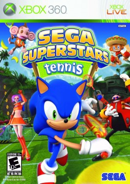 Slika Sega Superstars Tennis XBOX 360