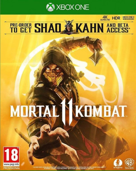 Slika XBOXONE Mortal Kombat 11