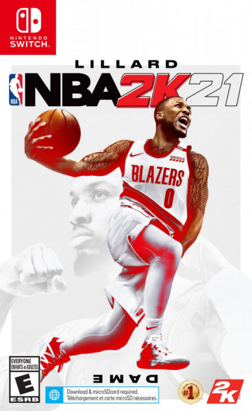 Slika Nintendo Switch NBA 2K21
