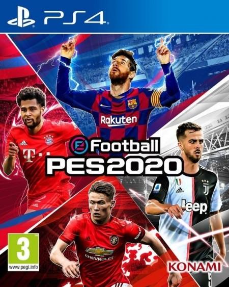 Slika PES 2020 SonyPlaystation PS4