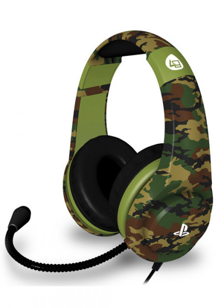 Slika PS4 Camo Edition Stereo Gaming Headset - Woodland