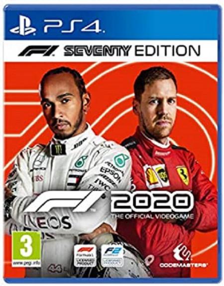 Slika PS4 F1 2020 Seventy Edition