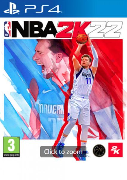 Slika PS4 NBA 2K22 SonyPlaystation