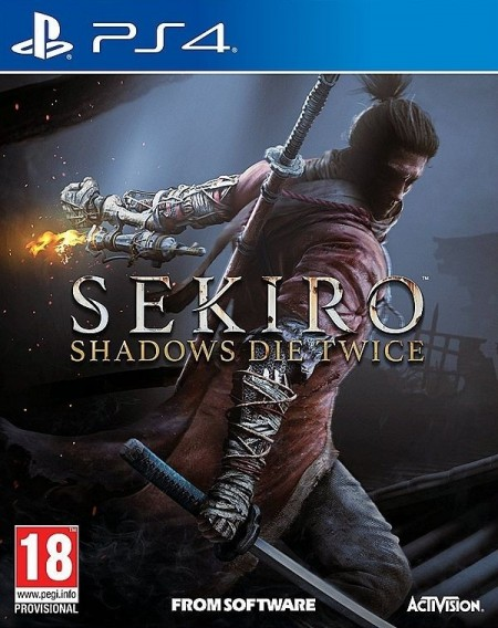 Slika PS4 Sekiro Shadows Die Twice