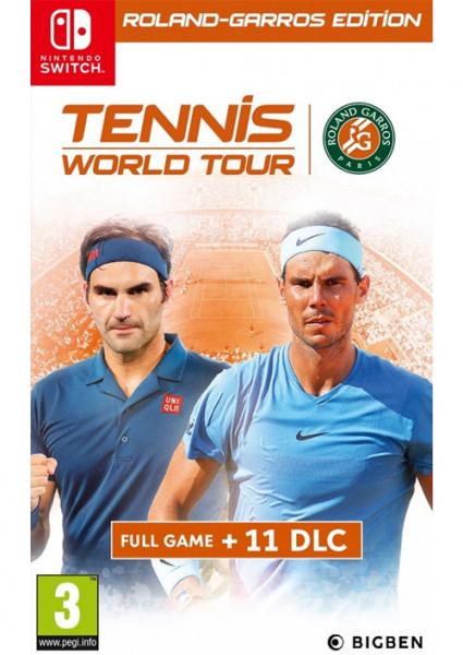 Slika Switch Tennis World Tour - Roland-Garros Edition
