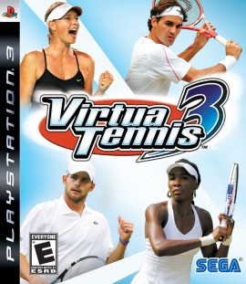 Slika Virtua Tennis 3 PS3