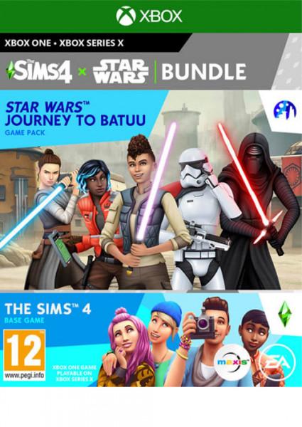 Slika XBOXONE The Sims 4 Star Wars: Journey To Batuu - Base Game a