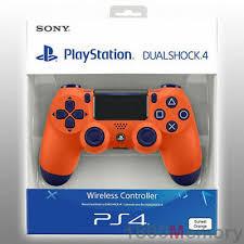 Slika Dualshock 4 V2 Sunset Orange Sony Playstation PS4