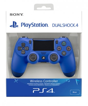 Slika Kontroler Dual Shock PS4 Playstation 4 plavi