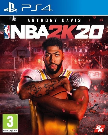 Slika Nba 2k20 SonyPlaystation PS 4