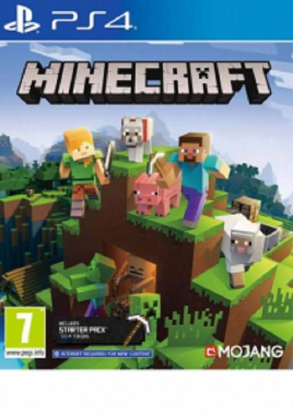 Slika PS4 Minecraft Bedrock Edition