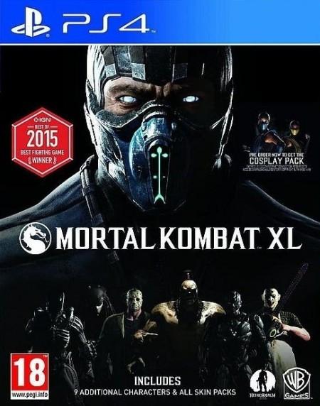 Slika Ps4 Mortal Kombat XL