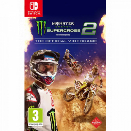 Slika PS5 Monster Energy Supercross - The Official Videogame 4