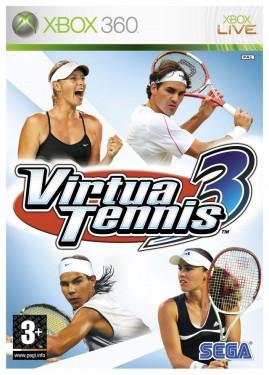 Slika Virtua Tennis 3 XBOX 360
