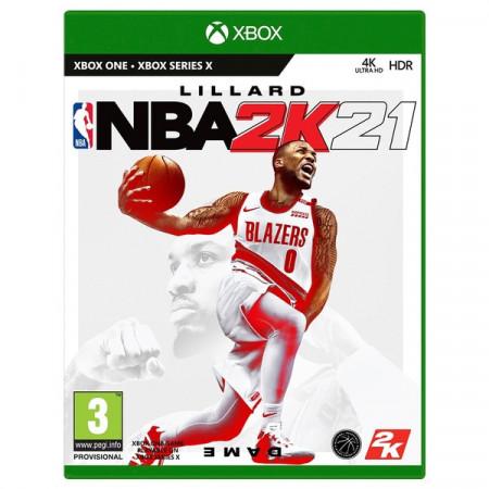 Slika XBOX ONE NBA2K21
