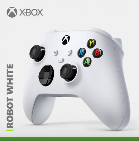 Slika XBOX ONE Wireless Controller V2 gamepad Robot White