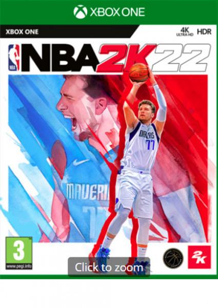 Slika XBOXONE NBA 2K22 novo