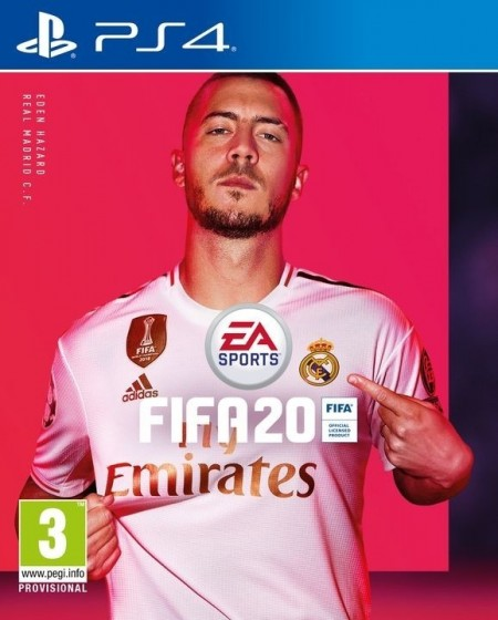 Slika FIFA 20 PS4 SonyPlaystation 4
