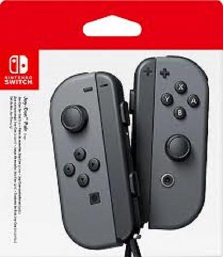 Slika Gamepad Joy-Con Pair Gray Nintendo Switch