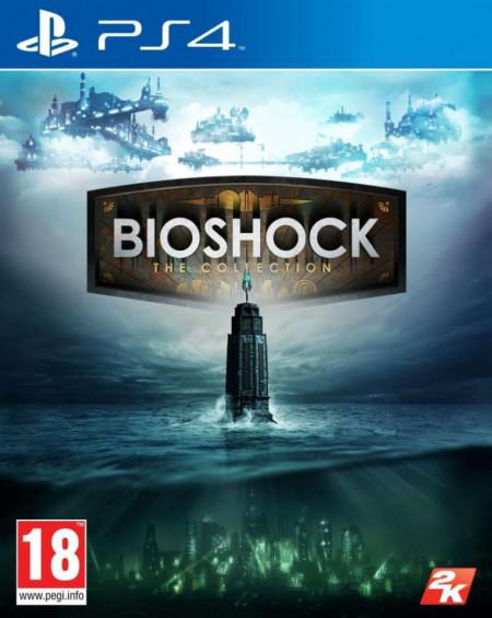 Slika PS4 Bioshock - The Collection