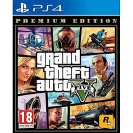 Slika PS4 GTA V igra SonyPlaystation 4 Premium edition