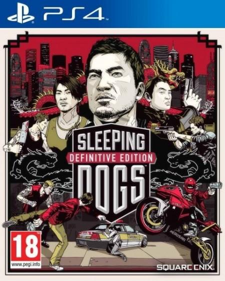 Slika Sleeping Dogs SonyPlaystation 4 PS4