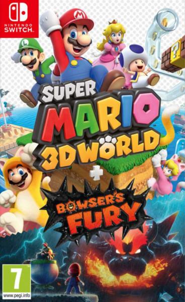 Slika Switch Super Mario 3D World + Bowser's Fury