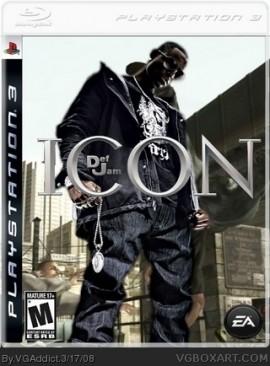 Slika Def Jam Icon PS3