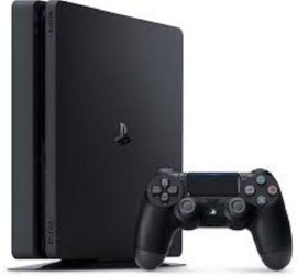 Slika Konzola PlayStation 4 SONY PS4 500gb cuh 2016A slim crna