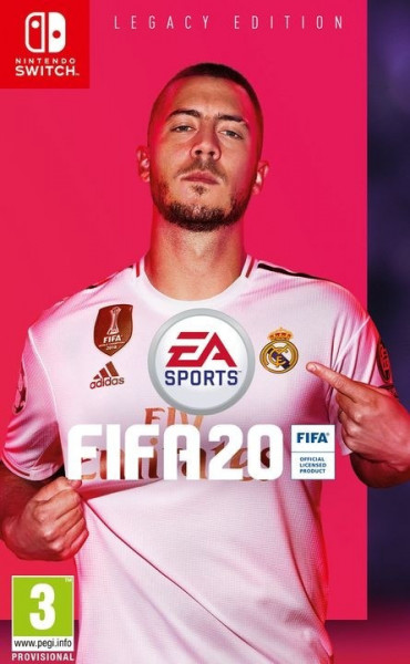 Slika Nintendo Switch FIFA 20
