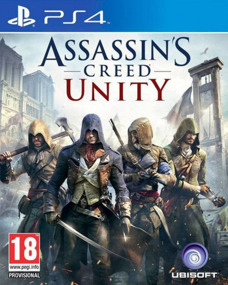 Slika PS4 Assassins Creed Unity