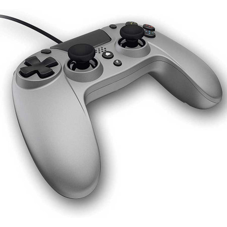 Slika PS4 Wired Controller VX4 Titanium Gioteck